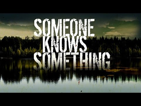 Image result for someone knows something