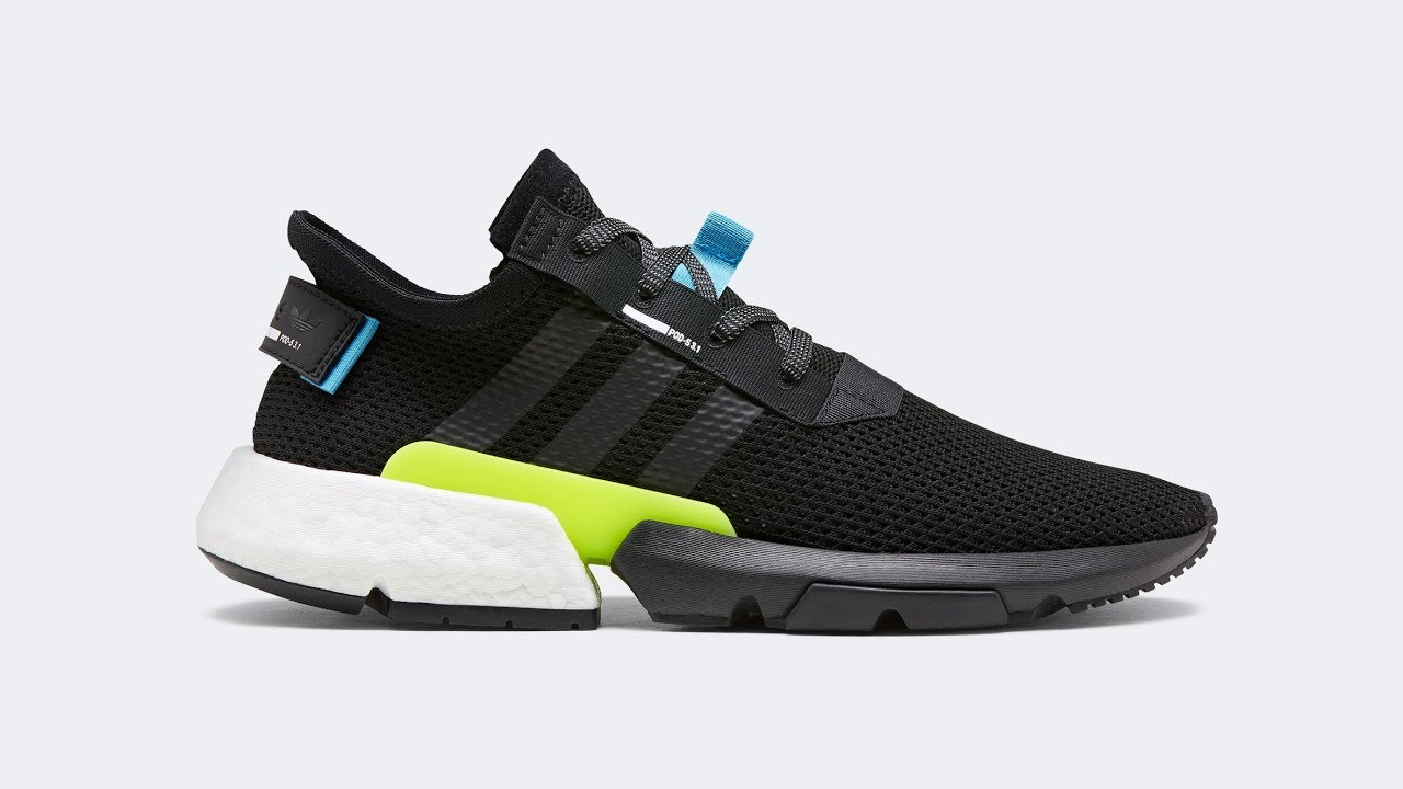 P A Adidas Design o Embraces The d 1990s From system By Shoe CoBhxtsQdr