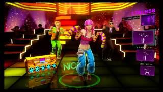 "Dance Central 3 ""Le Freak""(DC1 DLC) 100% Gold(Hard) Ranked No.2"