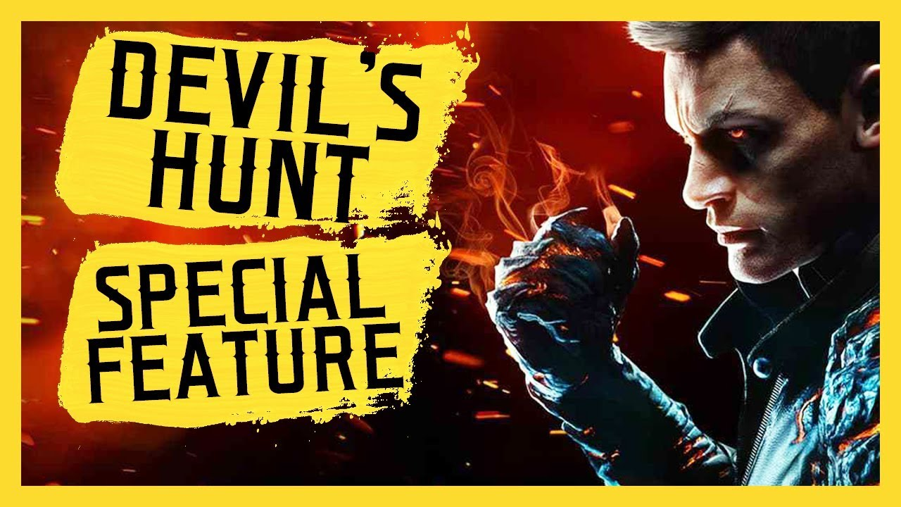 "Download ""Become The Demon!"" Devil's Hunt Gameplay PC Let's Play Special Feature"