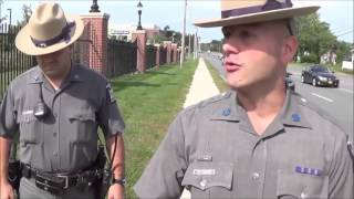 Cop Gets Shut Down By His Sergeant