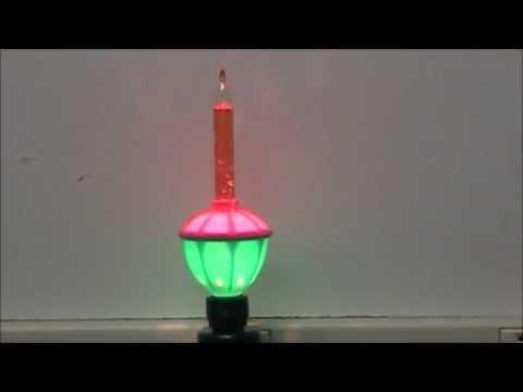Antique Bubble Glass Night Light | Sturbridge Yankee Workshop