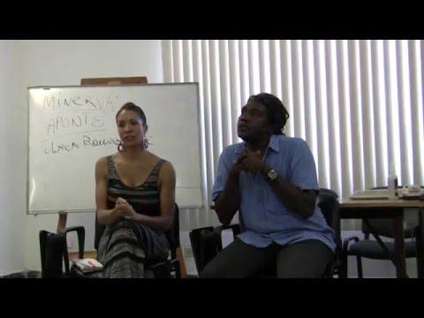 ROBERTO ZURBANO on racism, discrimination, rap music in Cuba (Int. Kiley Acosta) pt 1