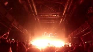 FLUME Holdin On/Smoke & Retribution Live in Cologne 11.11.2016