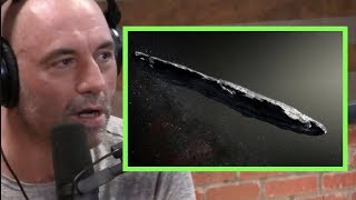 Joe Rogan on Harvard Scientists Saying Asteroid Could be an Alien Probe