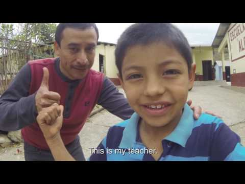 Meet Jarol from Guatemala - A day in his life