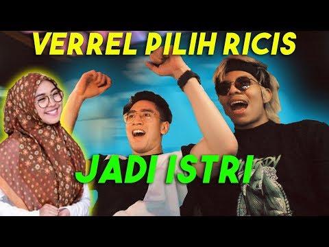 VERREL Pilih RICIS Jadi ISTRI! ATTA MARAH??!