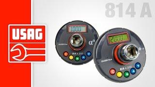 USAG 814 A - Torque-angle digital adapter