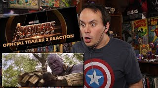 infinity war trailer 2 easter eggs