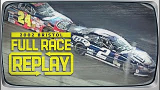 NASCAR Classic Full Race: Jeff Gordon vs. Rusty Wallace, Round 2 : 2002 Bristol Motor Speedway