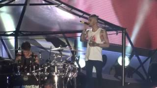 One Direction - Clouds - OTRA 15-2-15 Melbourne HD