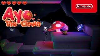 Ayo the Clown - Launch Trailer - Nintendo Switch
