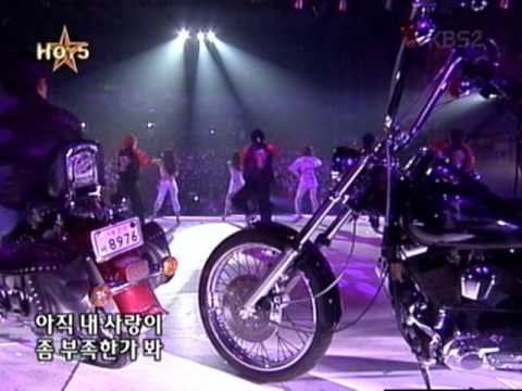 [PERF] 030417 Baby V.O.X - What Should I Do(나 어떡해) @ Music Bank (with Motorcycle)