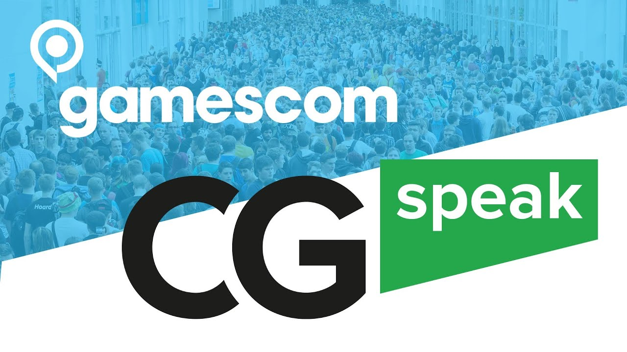 CG Speak 005. GamesCom