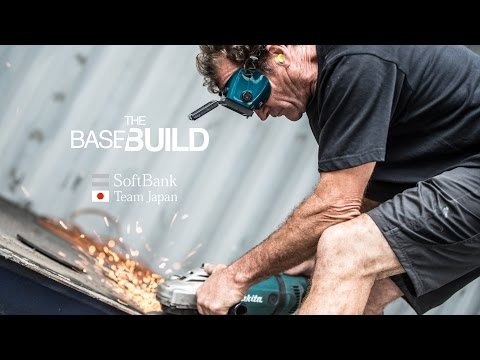 SoftBank Team Japan: The Base Build