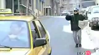taksi yolcu (kaygısızlar)