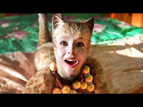 Кошки / Cats — Русский трейлер #2 (2019)