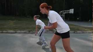 Спортпланерка по конькобежному спорту.