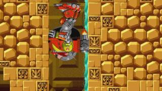 The Death Egg Robot in Labyrinth Zone