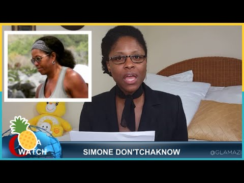 Obama Watch: DUH! Michelle Was In the Virgin Islands!!  • @glamazini