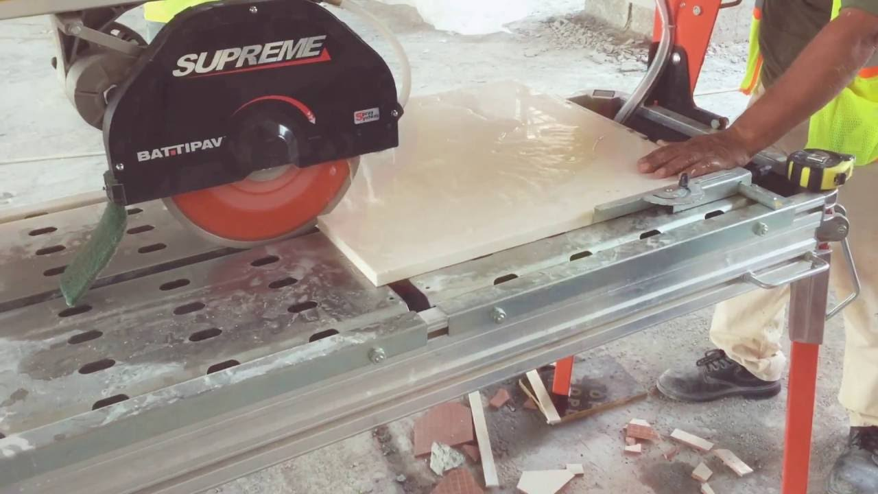 How To Cut Marble You