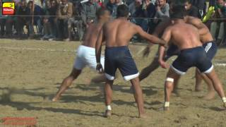 JAGATPUR JATTAN (Hoshiarpur) | KABADDI CUP - 2016 | ROYAL KING vs SIERRA LEONE | QF 3 | Part 4th