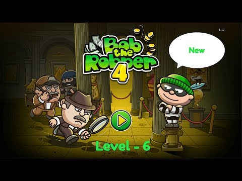 bob-the-robber-4-level---6-gameplay