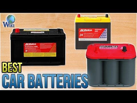 7 Best Car Batteries 2018 Youtube