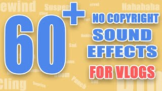 Download FREE SOUND EFFECTS 2021 (NO COPYRIGHT)
