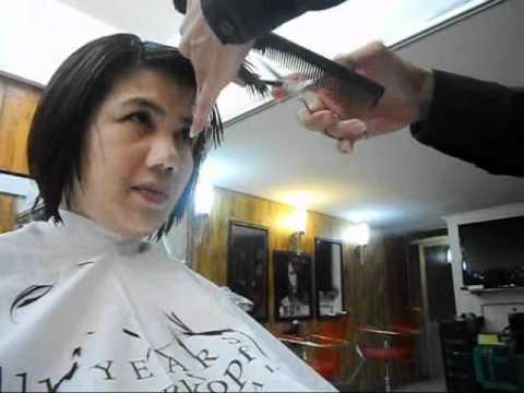 Địa chỉ cắt tóc đẹp tại HN Uốn xoăn đẹp Dạy học cắt tóc ở ThanhMonaco.vn