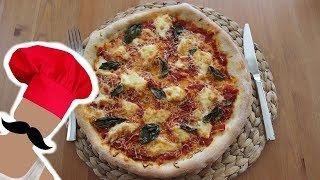 Evde Gerçek İtalyan Pizza Nasıl Yapılır?