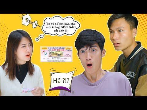 TRÚNG SỐ ĐẦU NĂM | Đại Học Du Ký Phần 136 | Phim Ngắn Siêu Hài Hước Sinh Viên Hay Nhất Gãy TV