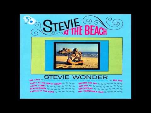 Stevie Wonder- Stevie At The Beach [1964] | (full album / completo)