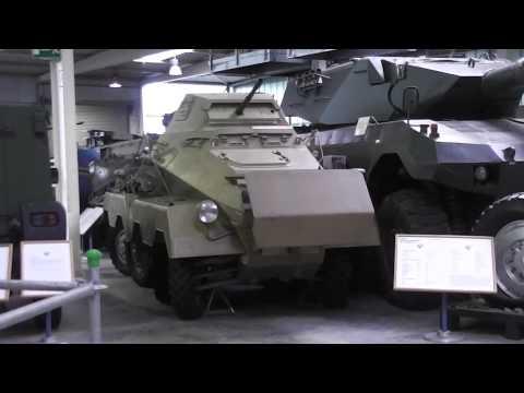 Schwerer Achtrad-Panzerspähwagen - German military vehicle