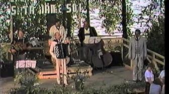 Erkki Friman-kepeästi kesäyössä 1982