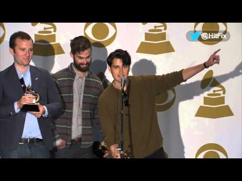 Vampire Weekend feels vindicated in their 2014 Grammy Awards win for Best Alternative Music Album