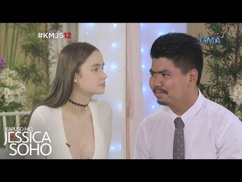 Kapuso Mo, Jessica Soho: Asian Cutie meets Kim Domingo