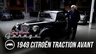 French Sophistication: 1949 Citroën Traction Avant - Jay Leno's Garage