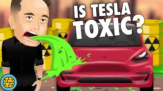 How Much Pollution Does Tesla Actually Produce?