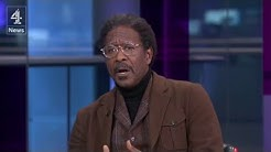 The Wire actor Clarke Peters on gun control and Donald Trump
