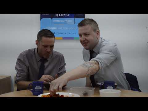 QuestWay: S1, Ep2,  Hot wings Challenge.