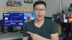 US Bank Cash Plus: $100 Bonus + 5.5% Cash Back