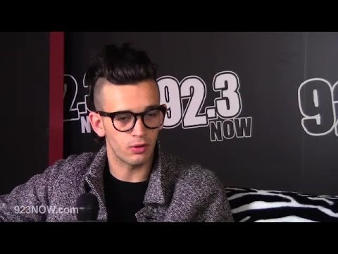 Matthew Healy From 'The 1975' Talks Being Indefinable in 92.3 NOW Interview