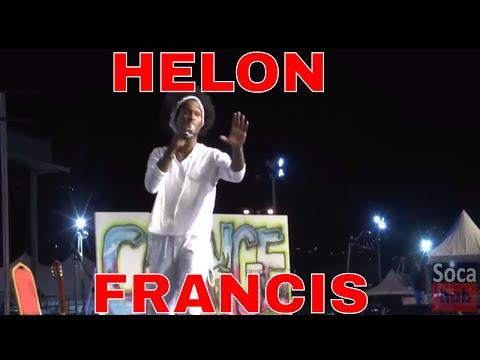 Helon Francis  -  Change - 2018 Calypso Monarch Finals Winner - Dimanche Gras Winner 2018