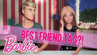 Best Friend Tag with Ken! | Barbie Vlog | Episode 54