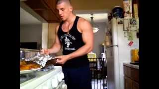 How To Make Sweet Potatoes For Bodybuilders-quick Easy No Mess