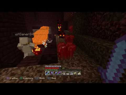 Minecraft-Navigating the Nether-Collaboration with Rational Ginger