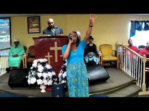 Evangelist Shelly Cole
