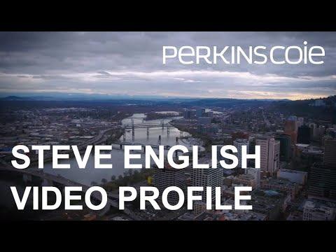 Steve English - Business Litigation Law Attorney Profile - Perkins Coie