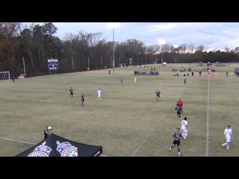 Arlington Impact Red vs. Lehigh Valley United (First Half)- National League CASL Showcase